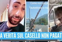 """Casello non pagato a Nocera, la verità di Raffaele: """"La sbarra era già rotta, sto vivendo un incubo"""""""