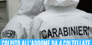 Violenta aggressione in provincia di Napoli, vittima accoltellata dal branco: 4 arresti