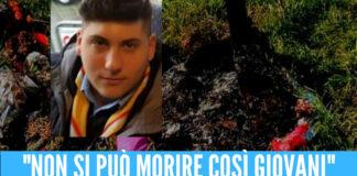 """Guantoni da pugile, fiori e lumini dov'è stato ucciso Gennaro: """"Sconvolti per la sua morte"""""""