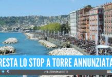 Napoli, l'estate è salva: via libera ai bagni da via Partenope a Marechiaro