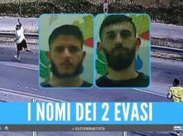 evasi carcere Daniele Arciuli, di 22 anni, e Giuseppe Antonio De Noja