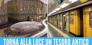 Domani la metropolitana fermerà anche nella stazione Duomo