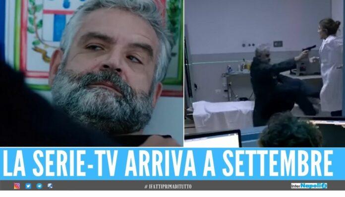 Dopo Gomorra Fortunato Cerlino 'ritorna' boss in tv Fino all'ultimo battito