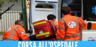 Due incidenti in poche ore a Napoli, travolti una mamma con i figli
