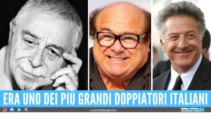 Giorgio Lopez, Danny DeVito e Dustin Hoffman