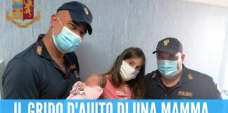 Il grido della mamma incinta ascoltato dalla polizia, 'miracolo' in provincia di Napoli
