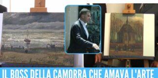 Imperiale comprò 2 quadri di Van Gogh con i soldi 'sporchi' della cocaina