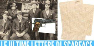 In vendita i cimeli di Al Capone, dal filmato con la banda alla pistola preferita