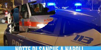 La notte di Napoli fa paura, 2 omicidi e 3 feriti in meno di 24 ore