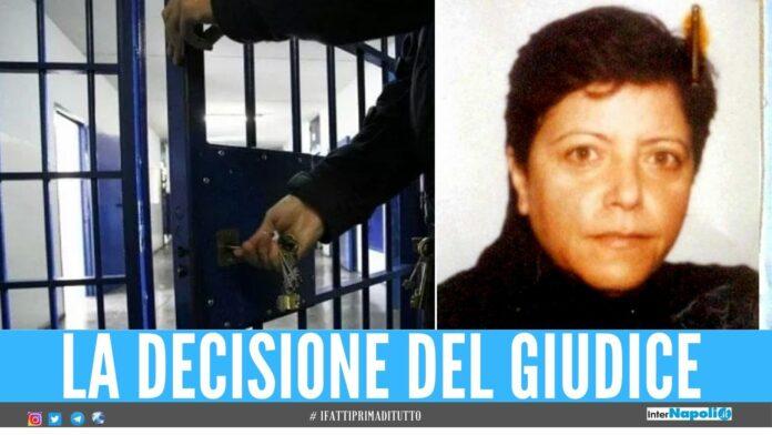 Maria Licciardi resta in carcere, il gip convalida il fermo per lady camorra