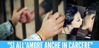 L'amore anche in carcere