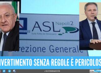 """Contagi in aumento nei 32 comuni dell'Asl Napoli 2: """"Rischiamo di tornare indietro"""""""