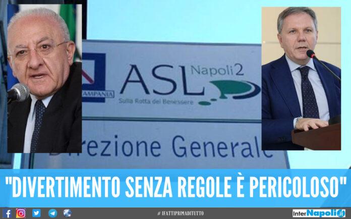 Contagi in aumento nei 32 comuni dell'Asl Napoli 2: