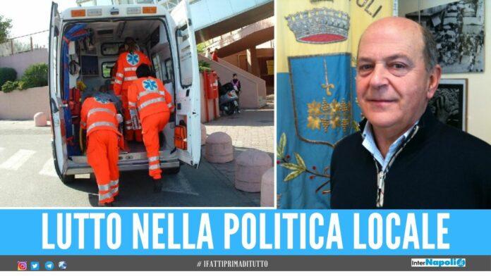 Tragedia a Mugnano, il dottor Sarnataro muore dopo un malore