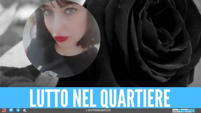Tragedia a Secondigliano, muore la giovane mamma Titta