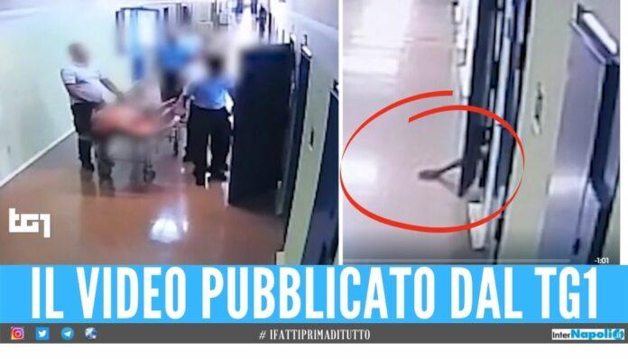Violenze in carcere a Monza, 4 agenti picchiano il detenuto in barella