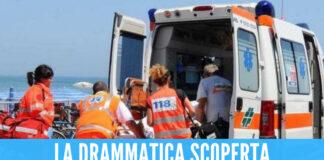 Tragedia sulla spiaggia a Salerno, ragazzo trovato morto sulla spiaggia