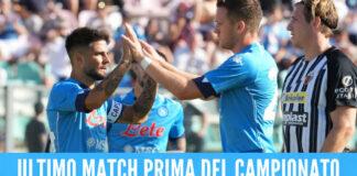 Napoli-Pescara, la partita sarà trasmessa in chiaro: probabili formazioni e dove vederla