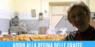 Lacrime di dolore in provincia di Napoli, addio a Pupetta: era la regina delle graffe
