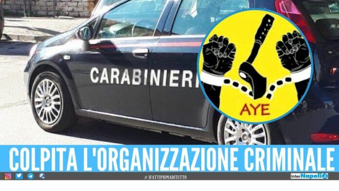 Traffico di droga e riciclaggio a Napoli arrestato affiliato dei Black Axe