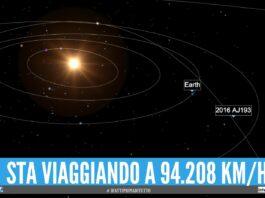 Asteroide Foto del sito: Earthsky.org
