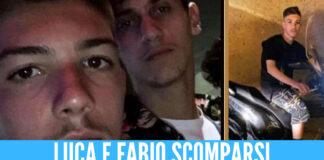 Luca Passaro e Fabio Giordano