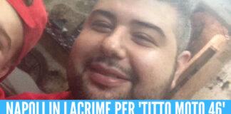 """""""Ci hai spezzato il cuore"""", lacrime per Luigi, il giovane meccanico di Napoli non ce l'ha fatta"""