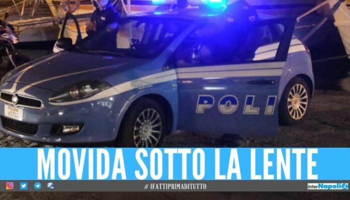 ischia polizia