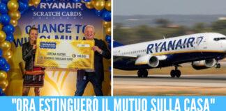 lotteria Ryanair