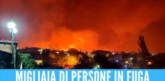 grecia incendio