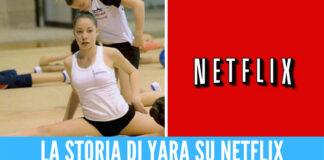 Yara Gambirasio film Netflix