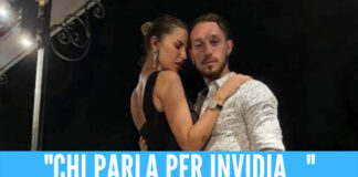 Alessandro Autera e Carlotta Adacher