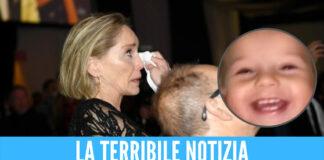 Lutto per Sharon Stone, è morto il nipotino: l'8 settembre avrebbe compiuto un anno