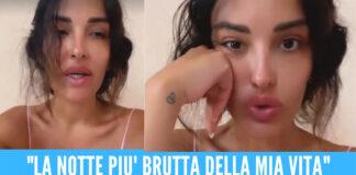Notte di terrore per Rosa Perrotta, il figlio Ethan in ospedale a Napoli: «Ho pianto tanto»