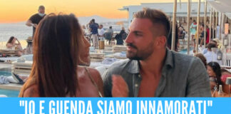 Chi è Federico Perna, il nuovo fidanzato di Guendalina Tavassi: «Non giudicatela»