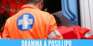 Tragedia a Posillipo, 40enne precipita nel vuoto e muore sul colpo
