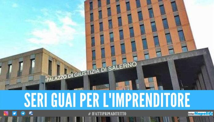 Le mani della camorra su ambulanze e onoranze funebri, sequestrati 16 mln a Salerno