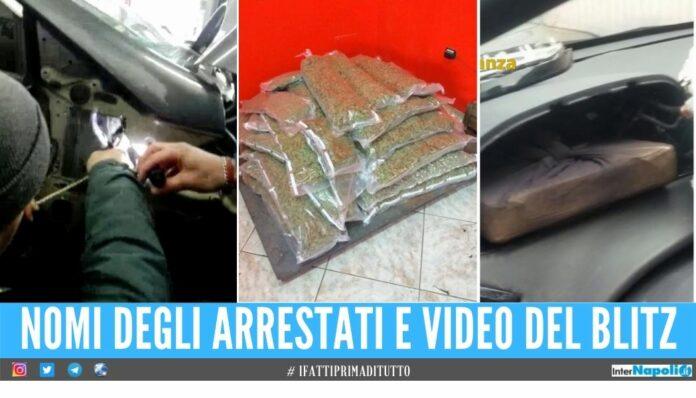 Colpo ai narcos della 'ndrangheta 57 arresti tra Napoli, Giugliano e la Calabria
