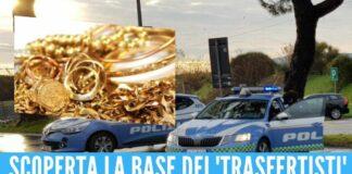 Colpo da 130mila al rappresentate di gioielli, sgominata banda di Napoli 3 arresti