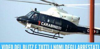 droga Compravano la droga a Secondigliano, 23 arresti all'organizzazione a Salerno