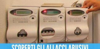 Controlli nella 'palazzine' a Sant'Antimo, in 5 rubavano l'energia elettrica