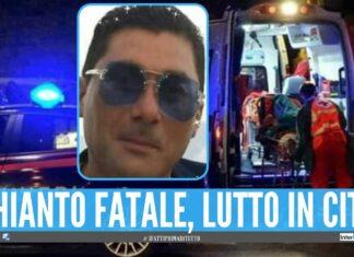 incidente Mugnano Giuseppe Caianiello