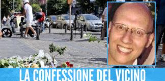 Morte del piccolo Samuele, il racconto del vicino: «Mariano diceva di avere il diavolo in corpo»