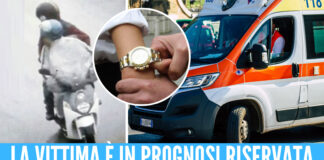 Rapina Rolex Casoria Napoli