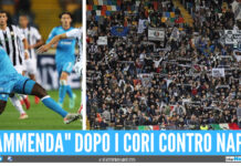 Udinese-Napoli
