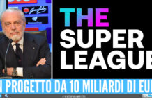Aurelio De Laurentiis sulla Superlega