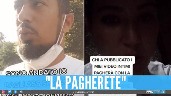 «Hanno pubblicato i nostri video intimi», la denuncia della coppia TikToker di Napoli