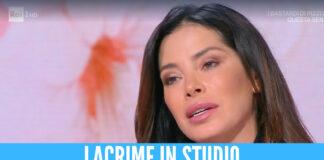 Aida Yespica, la confessione che gela tutti a 'Storie Italiane': «A 7 anni mi hanno stuprata»
