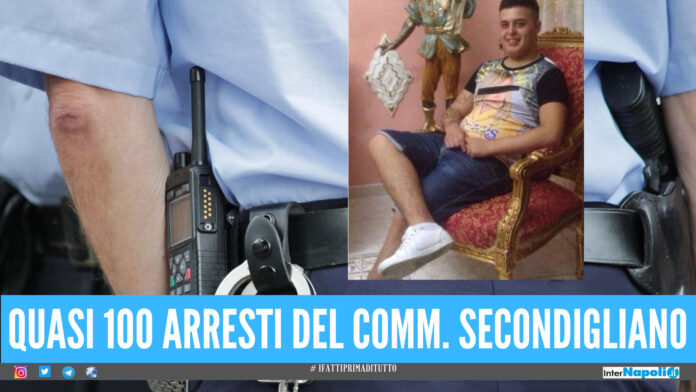 Blitz della polizia di Secondigliano, arrestato pusher 'itinerante' durante l'Alto Impatto