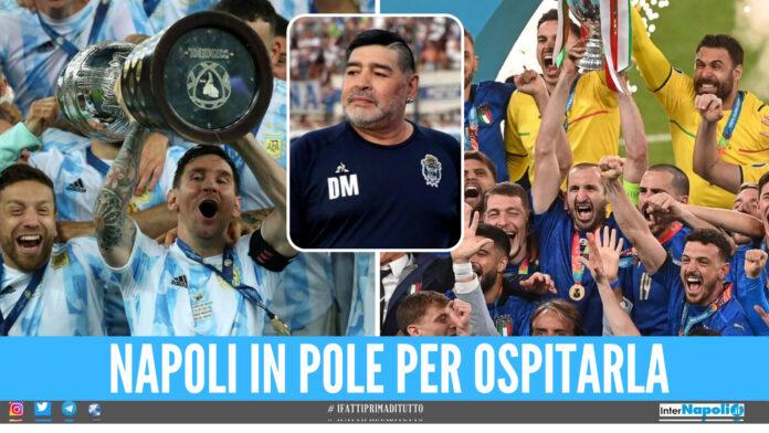 Supercoppa Italia-Argentina